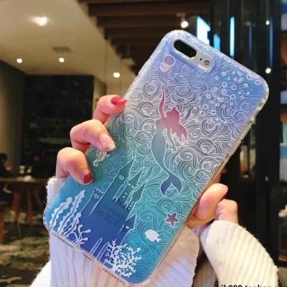 mermaid iphone 8 case